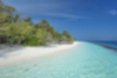 Royal Island, pláž, Baa atol, Maledivy