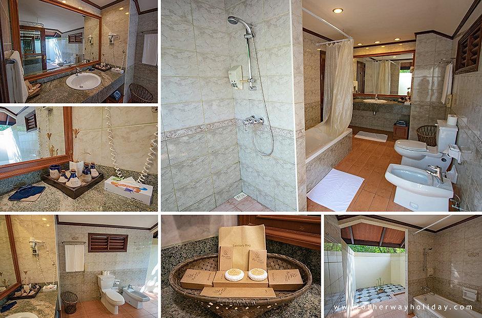 Royal Island Resort & Spa, Beach Villa, Baa atol, Mal