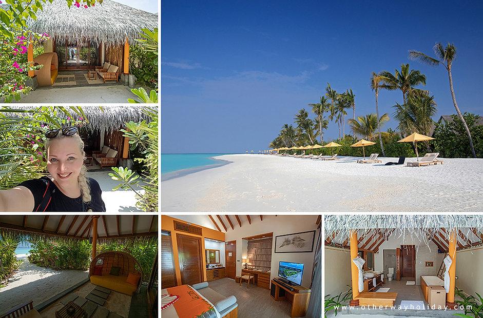 Beach Villa, Boaku, Veli, Dhigufaru, Mal