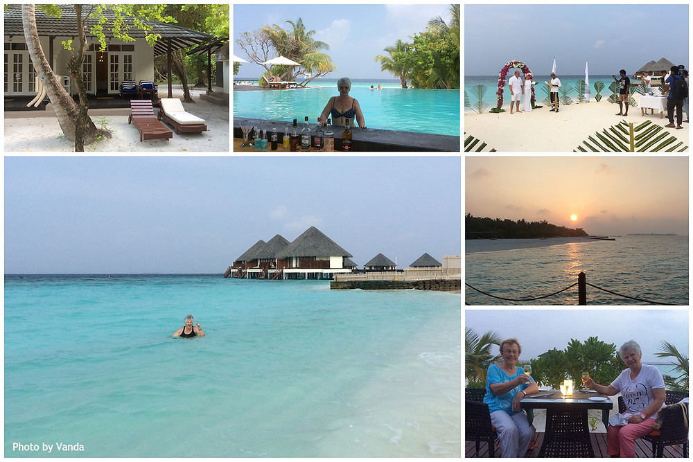 Adaaran Select Meedhupparu, Maledivy