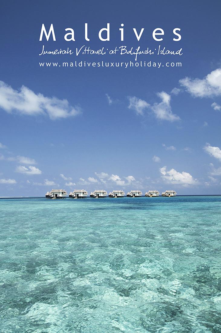 Ocean Suites, Jumeirah Vittaveli