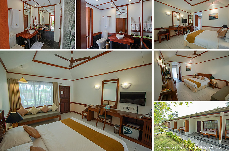 Sun Villa, Sun Island Resort, Maledivy