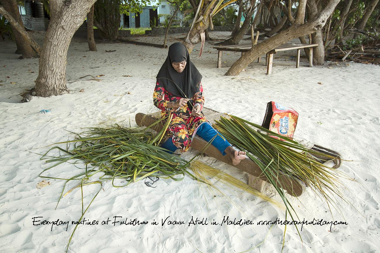 Fulidhoo, Vaavu Atoll, Maldives