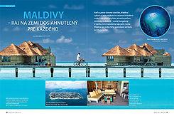 Traveller 2016, Maledivy