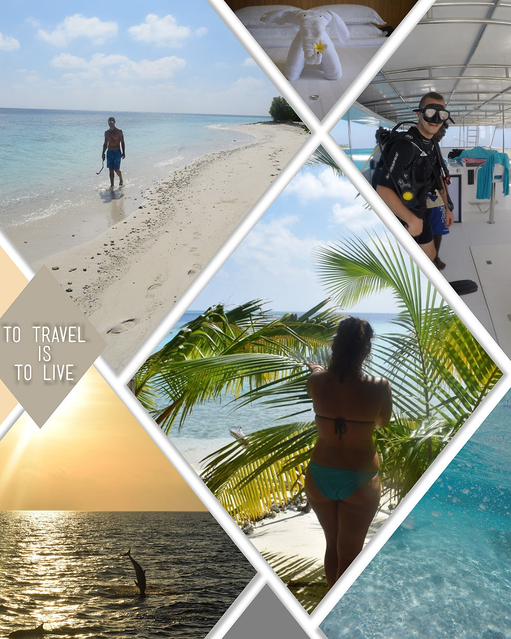 Plumeria Maldives, Sea View, Thinadhoo, Vaavu atol, Maledivy