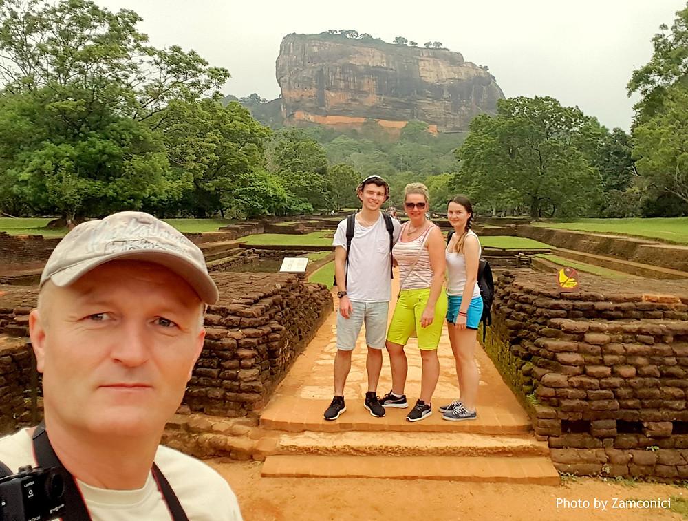 Srí Lanka, Lví Skála, Sigiriya