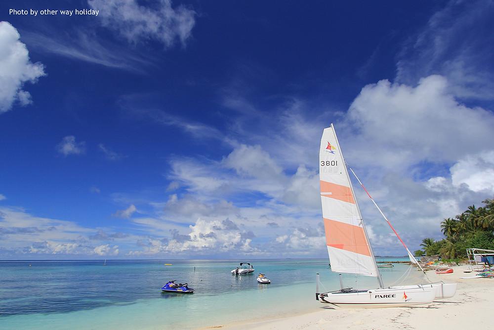 Maafushi, Maledivy