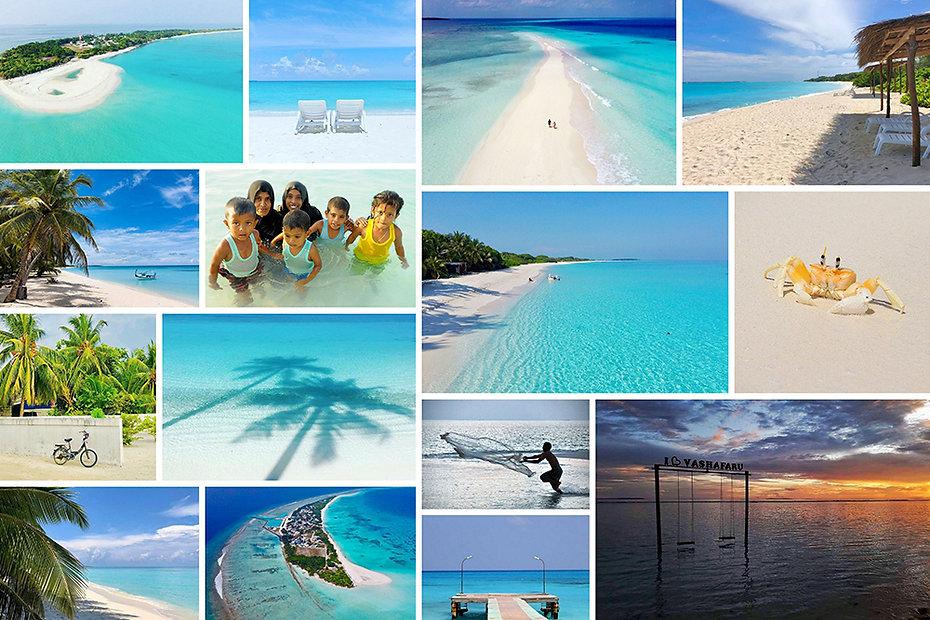 Vashafaru, Maledivy
