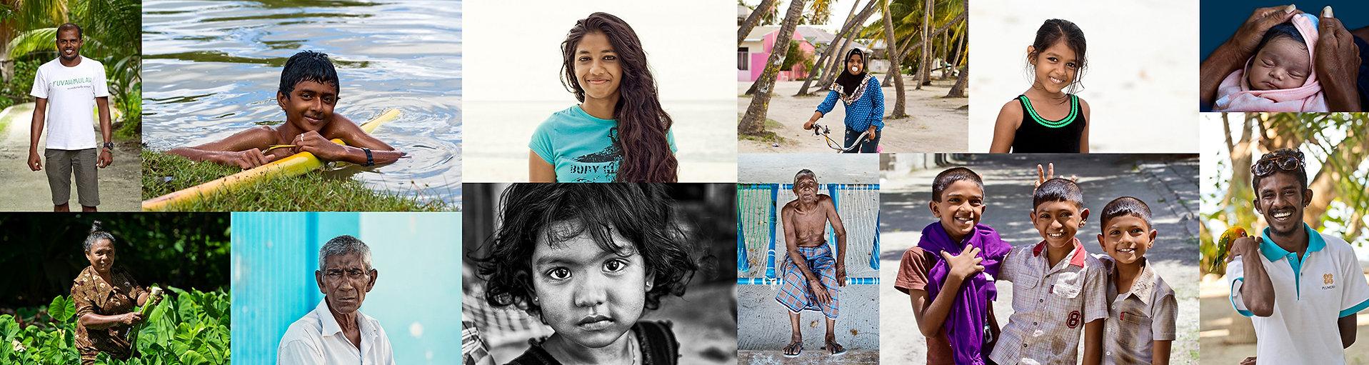 Maledivy obyvatelstvo a kultura