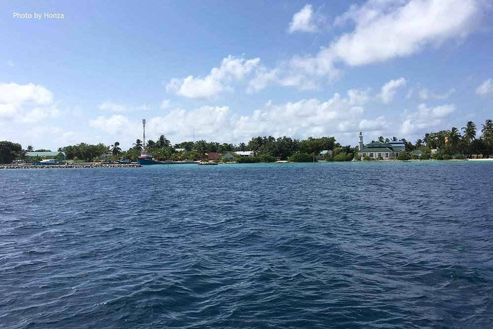 Maledivy - Maamigili
