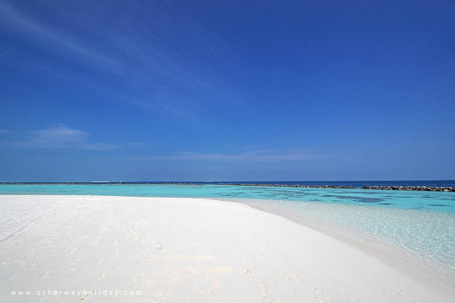 Royal Island Resort & Spa, pláž, Baa atol, Maledivy (