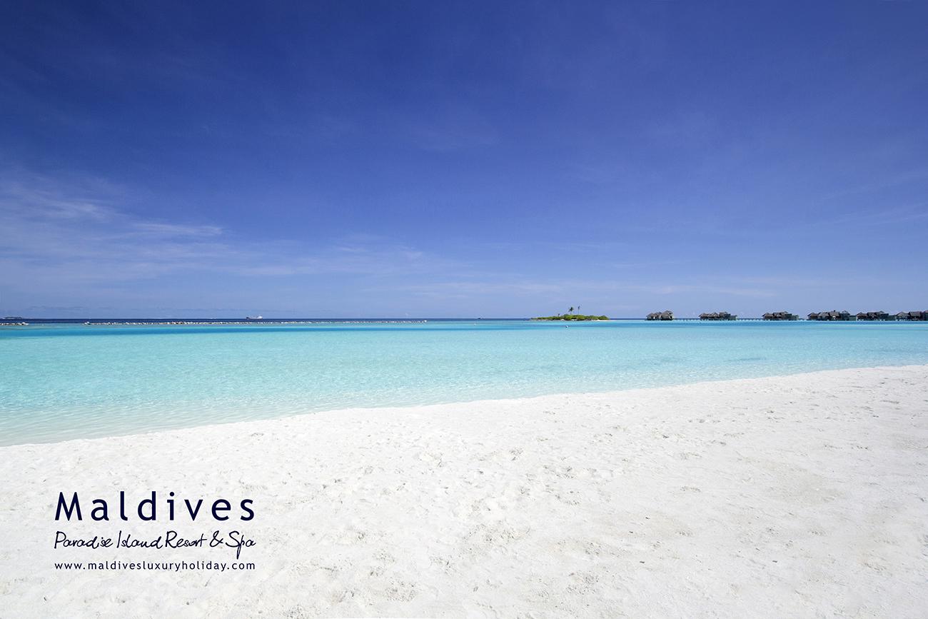 Paradise Island Resort, Maledivy