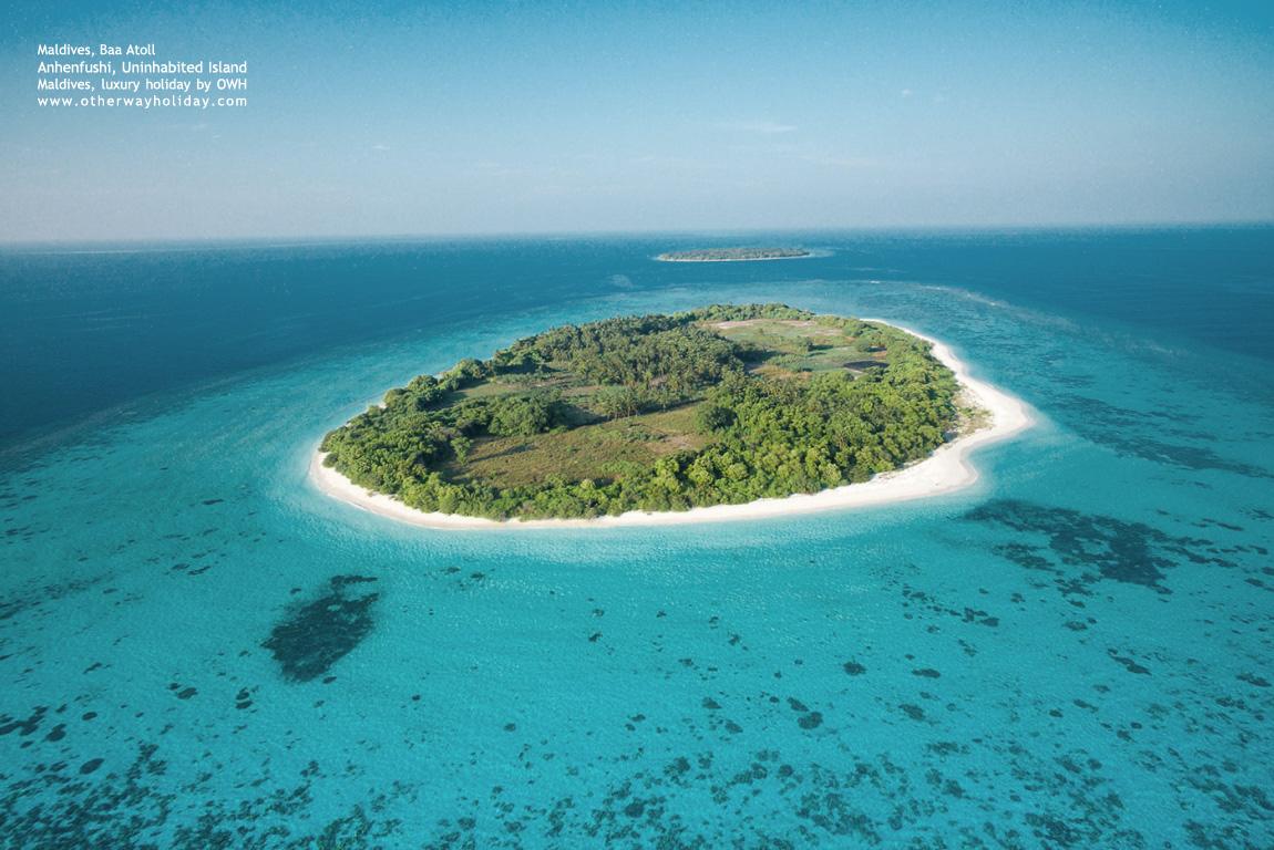 Anhenfushi Island , Baa Atoll, Maldives