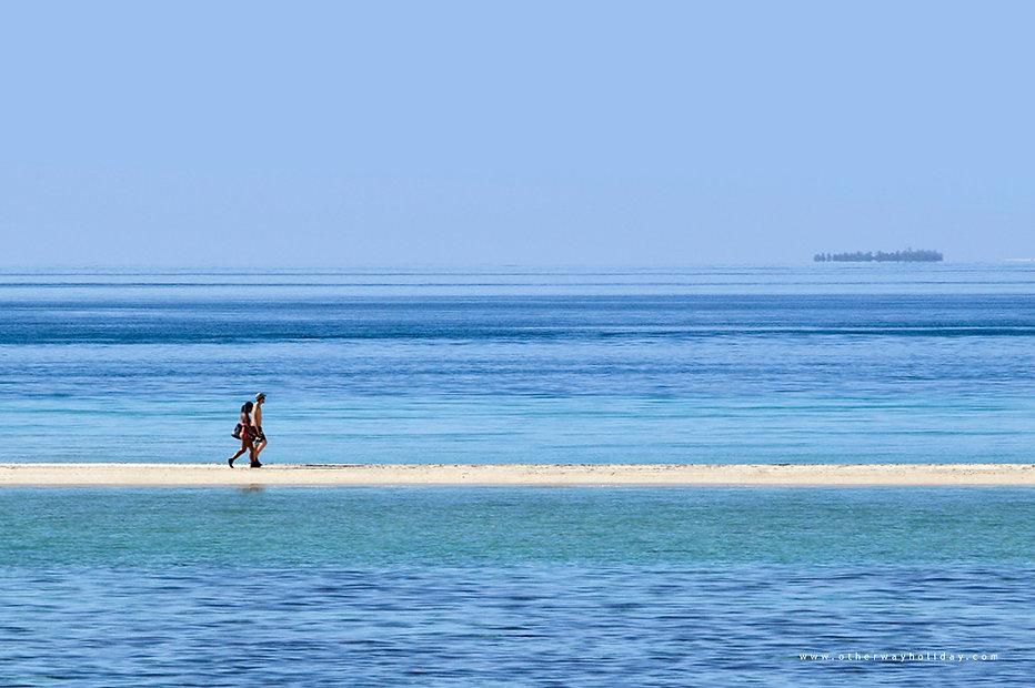Sand Bank, Dhigurah, Alif Dhaal atol, Ma