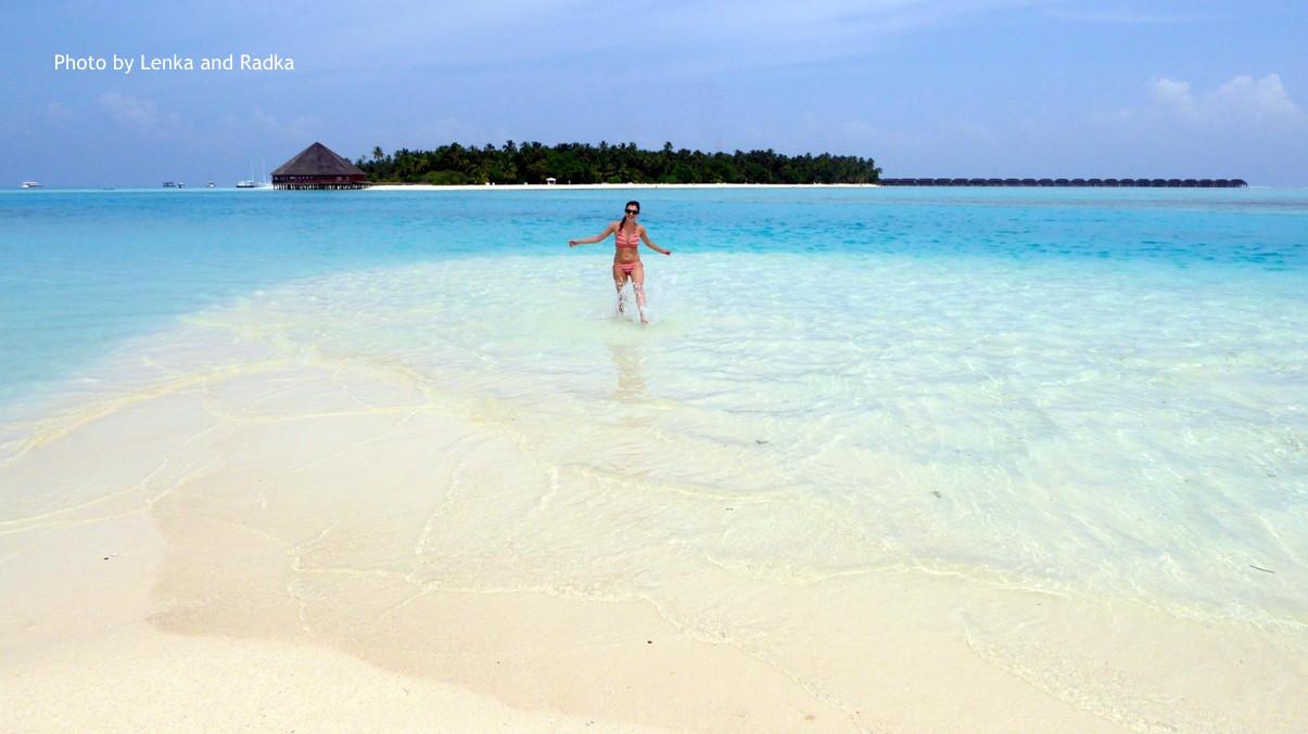 Maledivy, Dhiffushi (2)