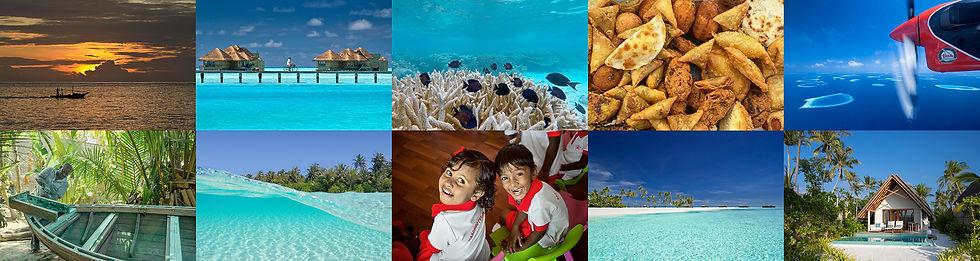 Maledivská republika, Maledivy