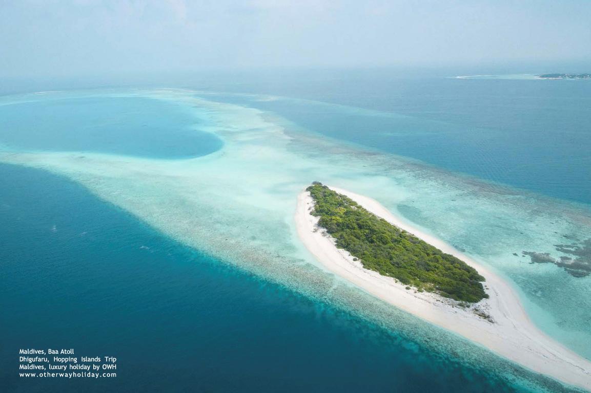 Dhigufaru Island Resort, Baa Atoll, Maldives - Trip to inhabited islands