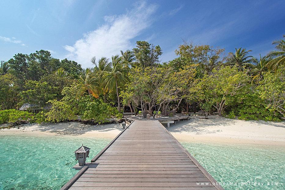 Royal Island Resort & Spa, Maledivy