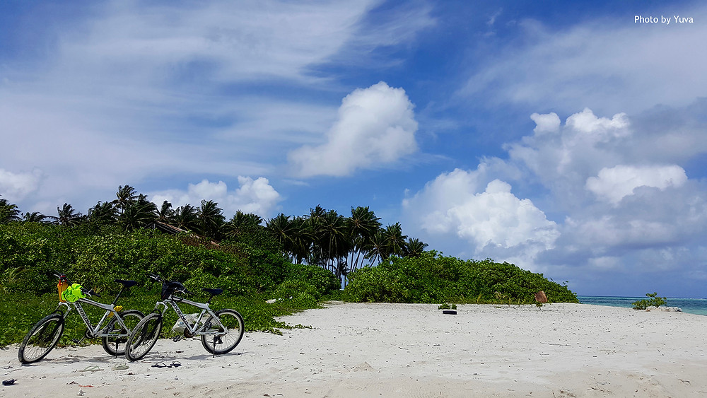 Rashu Hiyaa, Dhiffushi, severní Male atol, Maledivy