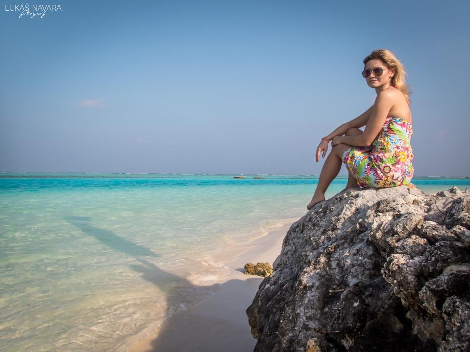7. Dhiffushi, Maledivy