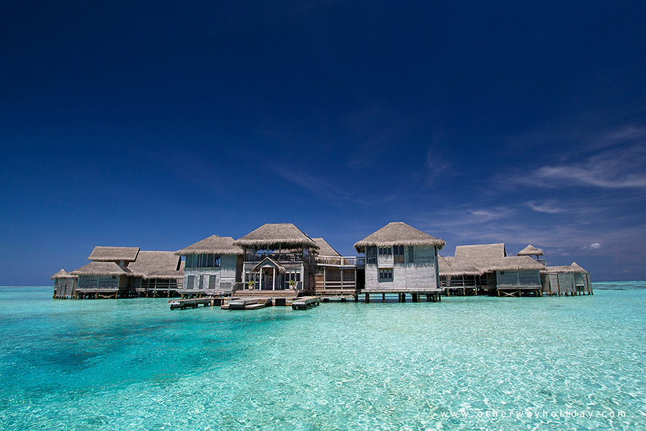 The Private Reserve, Gili Lankanfushi, Maledivy