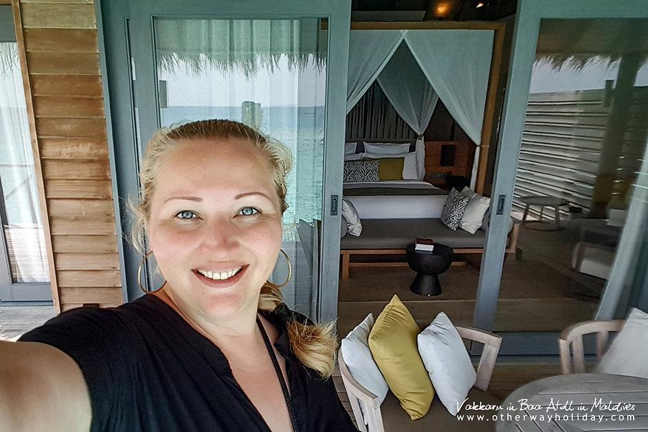 Vakkaru Maldives, Lucie Mohelníková