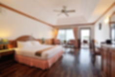 Sun Island Resort, vodní bungalov, Maledivy