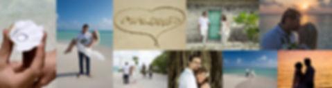Svatba na Maledivách, zásnuby a líbánky na Maledivách.