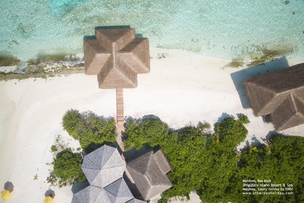 Dhigufaru Island Resort, Baa Atoll, Maldives - Kukuni Recreation Center at Aanu