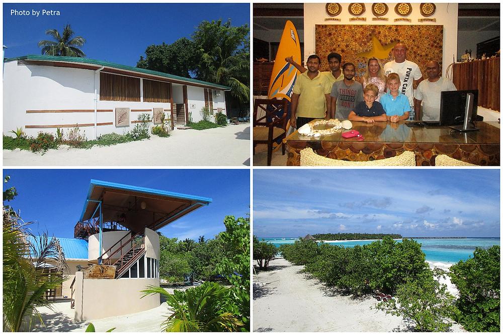 Whites Sand Dhiffushi, Bibee, Dhiffushi, severní Male atol, Maledivy