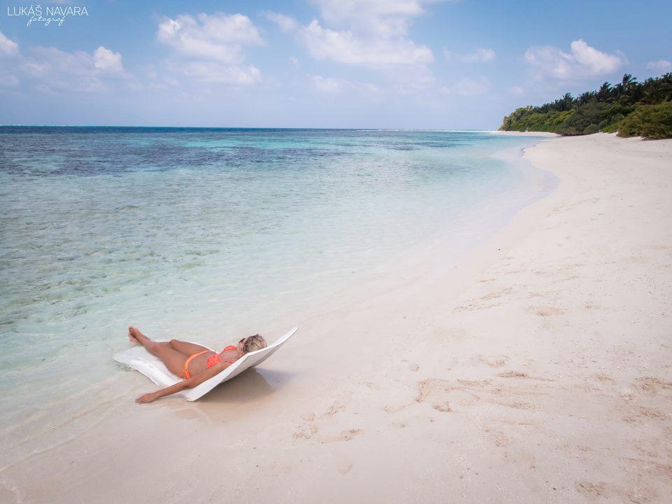 24. Thinadhoo, Maledivy