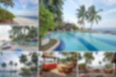 Royal Island, bazén, Boli Bar, Maledivy