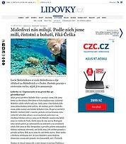 Lidovky.cz, rozhovor, Lucie Mohelníková