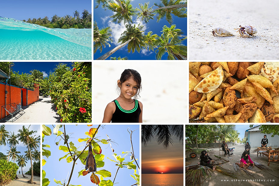 Ostro Dhigurah, Maledivy
