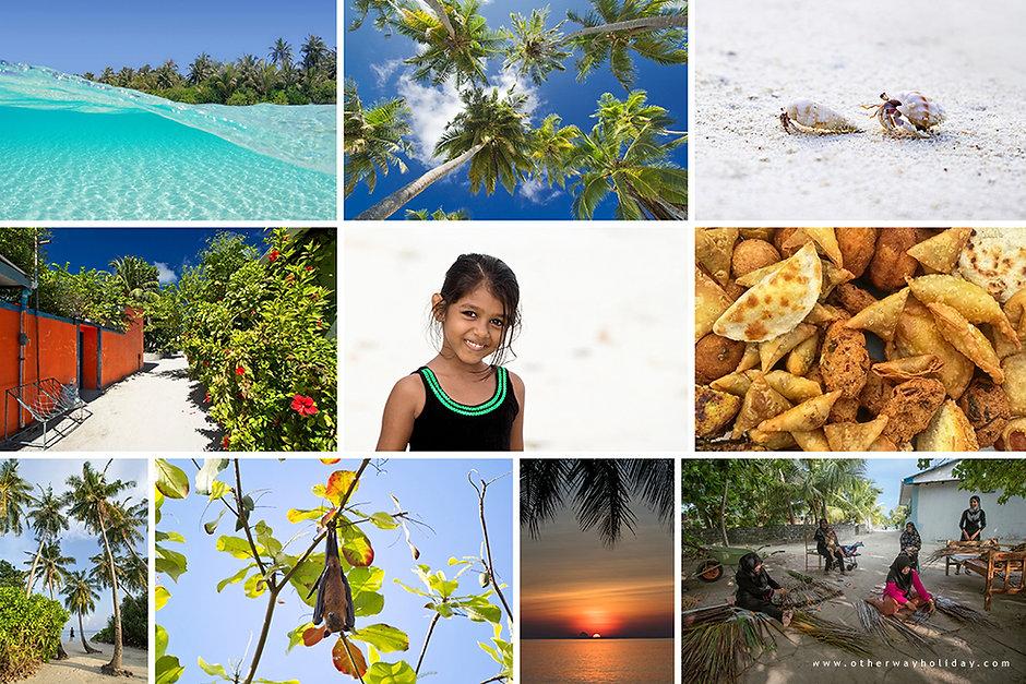 Dhigurah, Alif Dhaal atol, Maledivy (2).