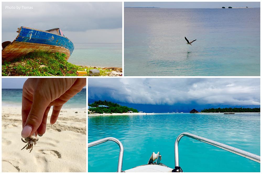 Dhiffushi, Ukulhas, Maledivy