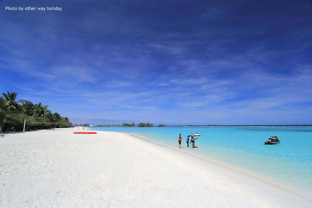 Paradise Island Resort & Spa, Maledivy