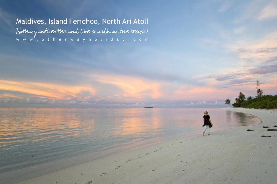 Feridhoo, Ari atol, Maledivy