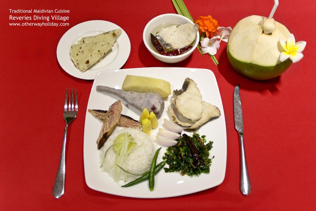 Flickr - Typical Maldivian Food