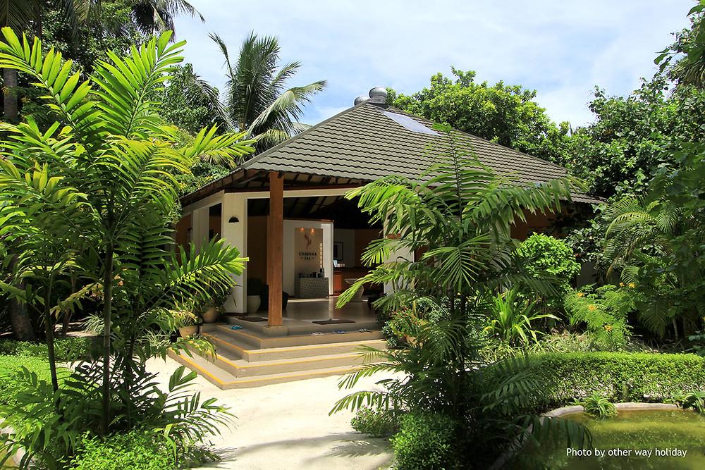 Adaaran Select Meedhupparu, Chavana Spa
