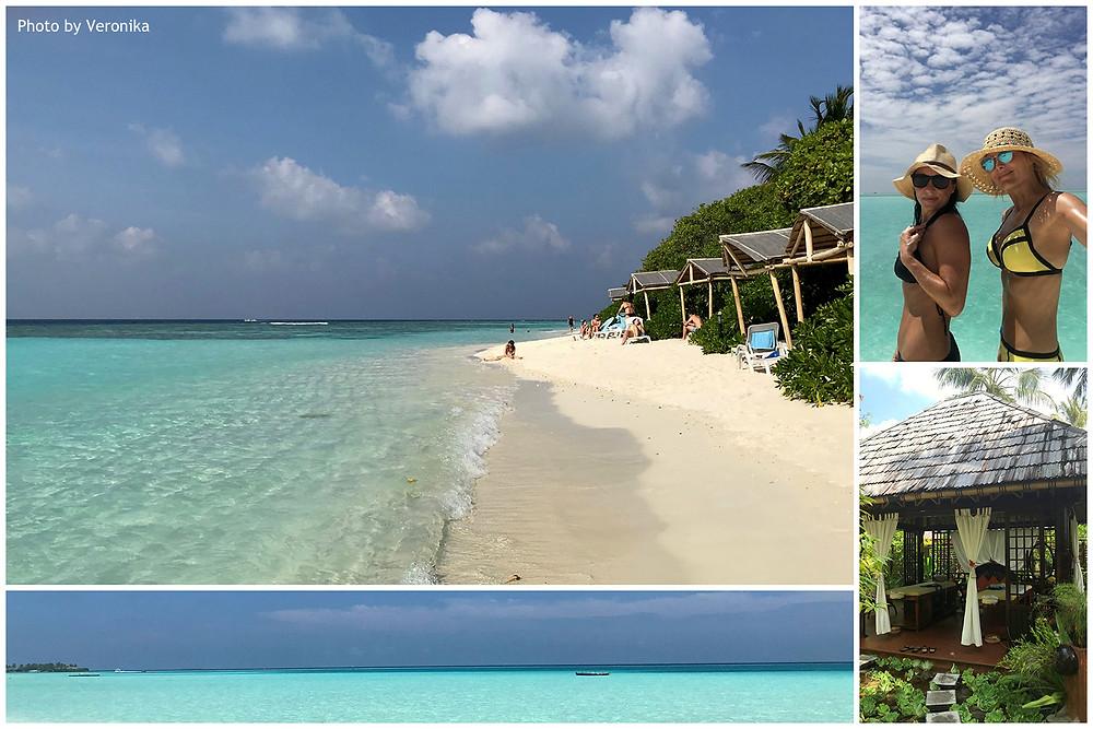 Plumeria Maldives, Thinadhoo & Sun Island Resort & Spa