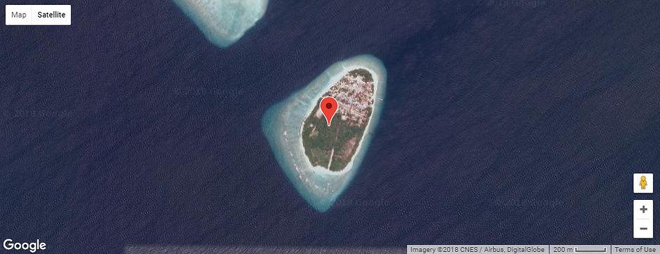 Fodhdhoo, Noonu atol, Maledivy