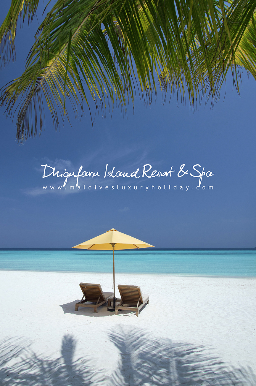 Dhigufaru Island Resort, Maledivy