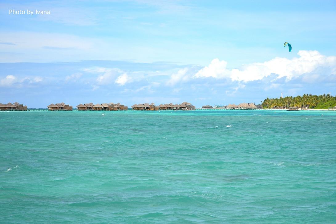 Maledivy, Gili Lankanfushi