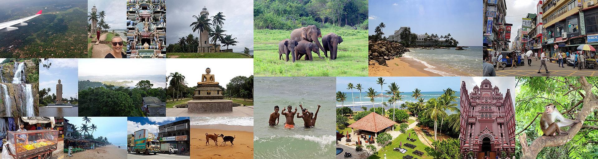 Průvodce Srí Lankou