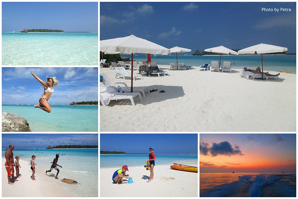 Dhiffushi, North Male atol, Maledivy