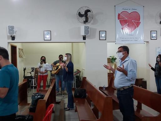 Festa do Bom Jesus na Quase Paróquia Bom Jesus