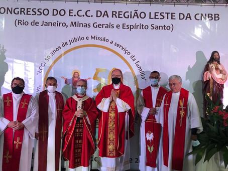 Arquidiocese de Uberaba sediou o XVIII Congresso do Encontro de Casais com Cristo