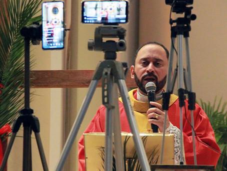Transmissões das Santas Missas em Sacramento