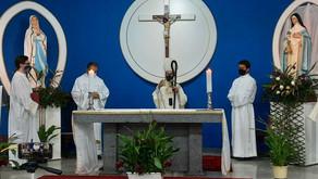 Atividade Pastoral do Seminário Propedêutico na Festa de Santa Beatriz